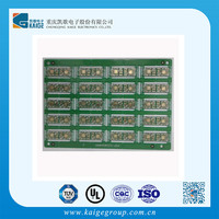 low cost pcb cnc drilling machine HZ H155H FR-4 printed circuit board with TS 16949 complaint