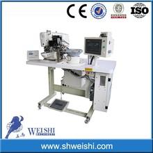 2015 de alta qualidade ISO certificated utilizadas máquinas de costura industriais