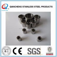 stainless steel threaded sleeve Hydraulic hose 00210 ferrules