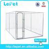 For AUS market chain link dog kennel/dog enclosure/enclosure for dog