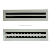 High Quality Aluminium Alloy Linear Slot Diffuser Air Vent grille