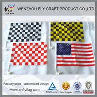 """USA 12""""x18"""" car flag"""