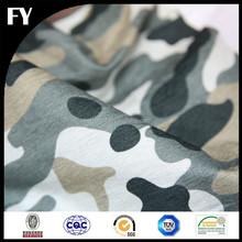 Factory high quality custom digital printed fabric camouflage
