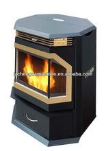 6-13kw pellet stove