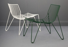 Metal wire Side Chair for Garden