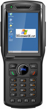 TS-800 pda mobile phone with 2d barcode scanner RFID
