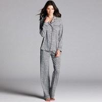 Fall Crush Knit Pajama Set - Women's adult minion pajamas