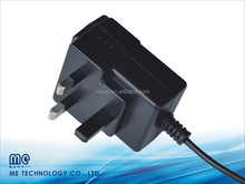 wholesale high quality 15v 1.6a wall-mount power adapter with UL/FCC/CE/PSE/GS/SAA... certificates