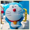 Doraemon personalizado de embarcaciones, plástico de buena calidad doraemon del arte para decoración