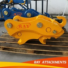 good quality and long life hitachi excavator quick hitch for excavator attachments