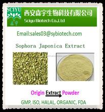 Sophora Japonica Extract 95% Quercetin
