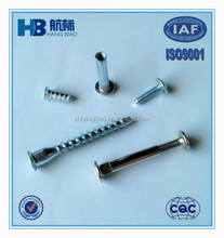 Various Furniture Connecting Screws, China Fasteners Supplier Since 1976