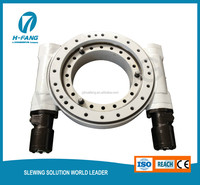 """17"""" Dual Worm Gear Slewing Drive for for forklift"""