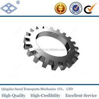 MSGA5-24 standard JIS material SCM415 overall carburizing m1.5 small spur gears
