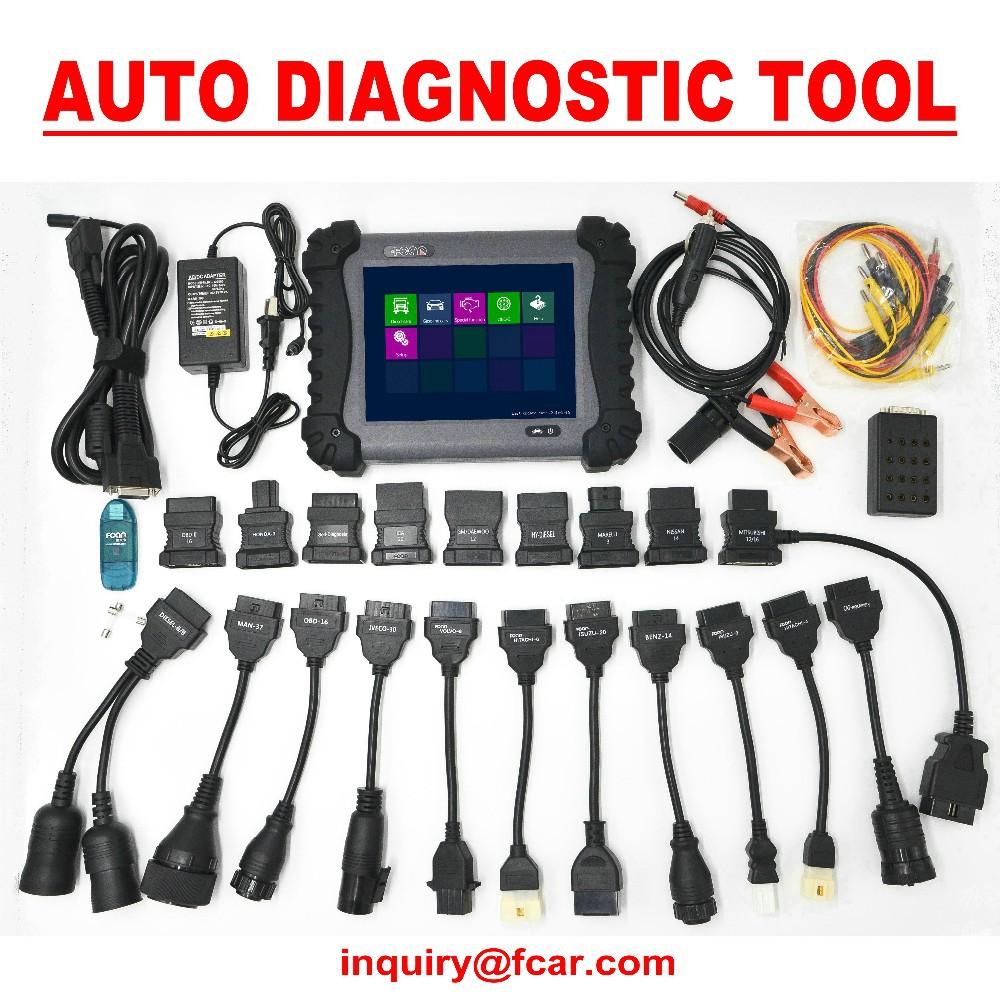 Obd2 сканер, F5 г диагностический прибор, дизель диагноз, scania, volvo, человек, мак и более