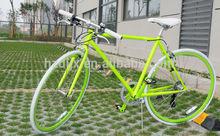 Fabricante barato de la fábrica cr mo bicicleta de carretera / moto de carreras de acero para la venta made in China
