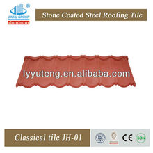 ISO SONCAP BV exported factory of coated metal roof sheets