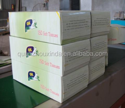 cardboard packaging machine