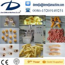 100 - 150 kg / h corn snack machine