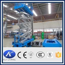 electric hydraulic lift platform, scissor lifting machine