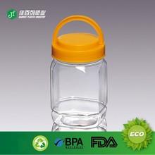 Plastic Jam Jars