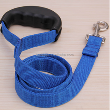 2015 new design wholesale factory sale nylon dog leash