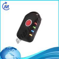 Mini GPS tracker with sos portable panic button TL206