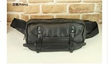 New Product Classic leather handbags wholesale sport sling bag black men bag