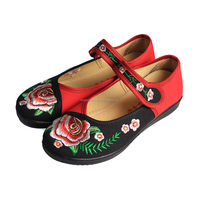 The Traditional Chinese Cloth Shoes chinese style Shoe