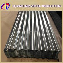 AZ150 Galvalume Corrugated Metal Roofing Sheet