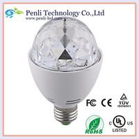 E27 LED RGB Lamp Light Bulb