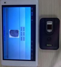 SM-201 biometric bluetooth fingerprint reader with capacitive fingerprint bluetooth sensor