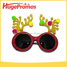 Christmas Carnival Glass Frame Sunglasses for promotion