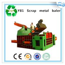 Y81T-4000 car compressor scrap hydraulic HMS recycle machine(High Quality)