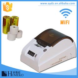 384 dots/line heat transfer printing paper direct printer