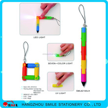 china flat led light ballpoint pen