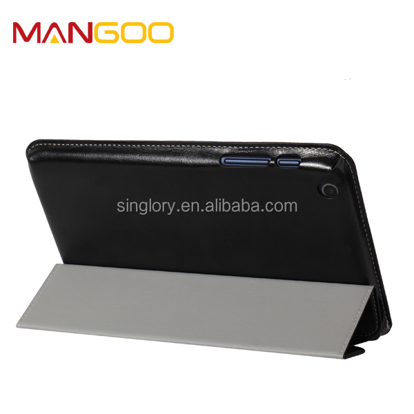 Tablet leather case for lenovo a5500