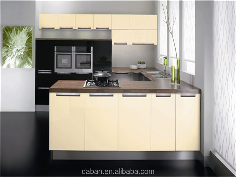With high gloss finish buy european kitchen cabinet kitchen cabinet