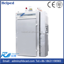 2015 cheaper electric smoking oven for meat smokehouse sausage smokehouse from baking equipment supplier or manufacturer