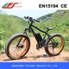 26 inch 500W electric beach cruiser bicycle gear motor with EN15194