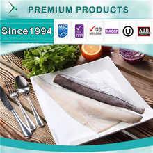 Customizable Premium IQF Fresh Frozen Haddock Fillet
