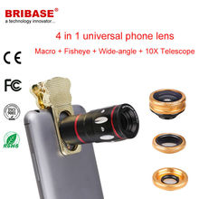 4 in 1 Rear Camera Lens Replacement for Samsung Galaxy S3 I9300
