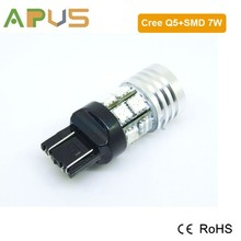 CR-EE plus SMD 7W T25 3156 3157 auto 12V led bulb