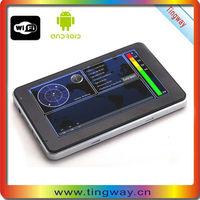 """5"""" WinCE 6.0 5 Inch Mediatek Gps Model:T-505"""