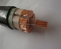 High quality stranded copper conductor xlpe cable compound with CE standard