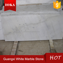 Selling well in Europe and domestic prime white marble