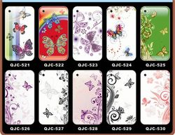 Wholesale PC Hard Plastic Water Transfer Printing Phone Case for Samsung Galaxy S4 mini I9190