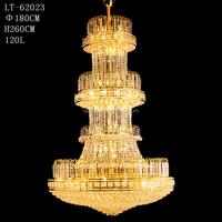 modern large hotel chandelier for sale