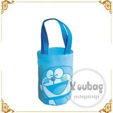 promotional pp non woven bag,Silk printing non woven shopping bag.non woven TNT bag