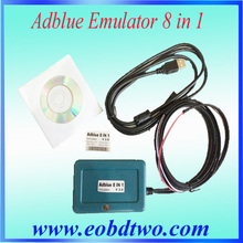 Adblue 8 in 1 8in1 Adblue Emulator Truck Remove Tool with Nox Sensor for MAN, Scania, Iveco, DAF, Volvo, Renault